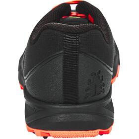 """Icebug W's Pytho4 BUGrip Shoes Black/NeonPeach"""